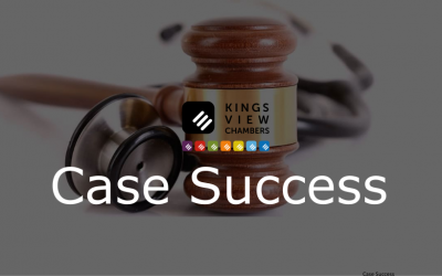 No fraudulent conduct in NMC case secured by Kings View Chambers