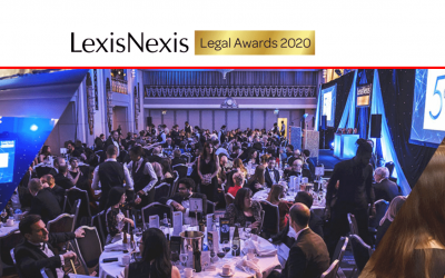 Stephen McCaffrey selected to LexisNexis Legal Awards judging panel